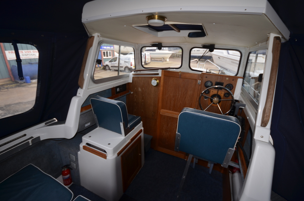 Hardy 20 Family Pilot 20 for sale, 1998, EB1795 - Boats.co.uk